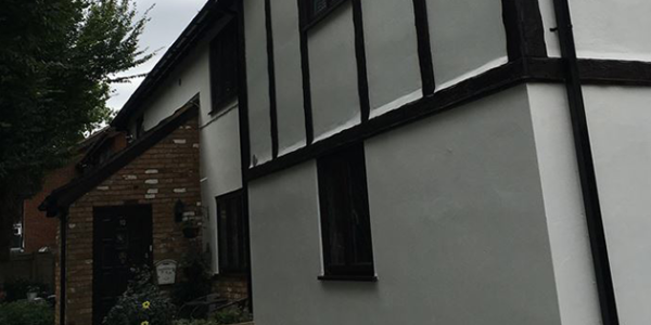 Fascia, Soffit & Guttering Repairs & External Redecoration