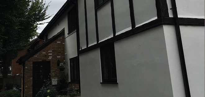 Exterior Property Redecoration (Painter And Decorator Near Me)