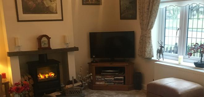 Lounge Redecoration Romford Essex (Painter And Decoration Essex)