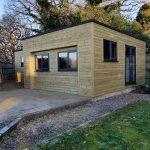 Bespoke Mancave Garden Shed Summer House Wanstead (Carpenter Near Me)