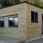 Bespoke Mancave Garden Shed Summer House Wanstead (Carpenter Essex)