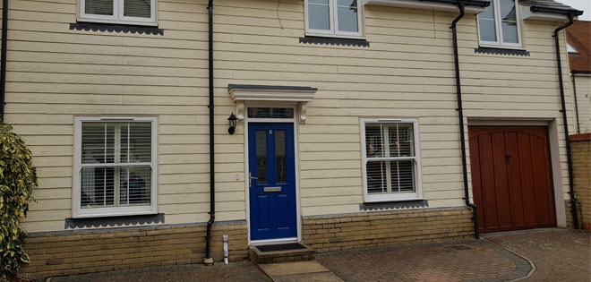 Chigwell Door Refurbishment Essex (Decorator Essex)
