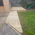 Bespoke Garden Decking (Carpenter London)