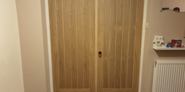 Oak Veneered Doors Brentwood Essex